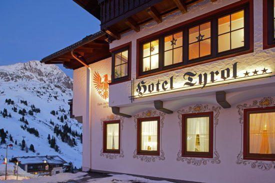 Hotel Garni Haus Tyrol, Ihre Hotel-Pension in Obertauern