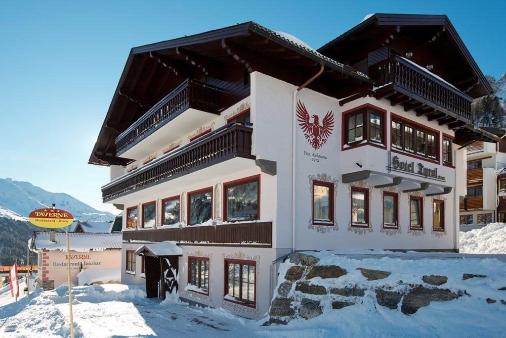 Hotel Garni Tyrol, Ihr 3 Sterne Hotel in Obertauern