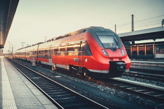 Anreise nach Obertauern - Bahn