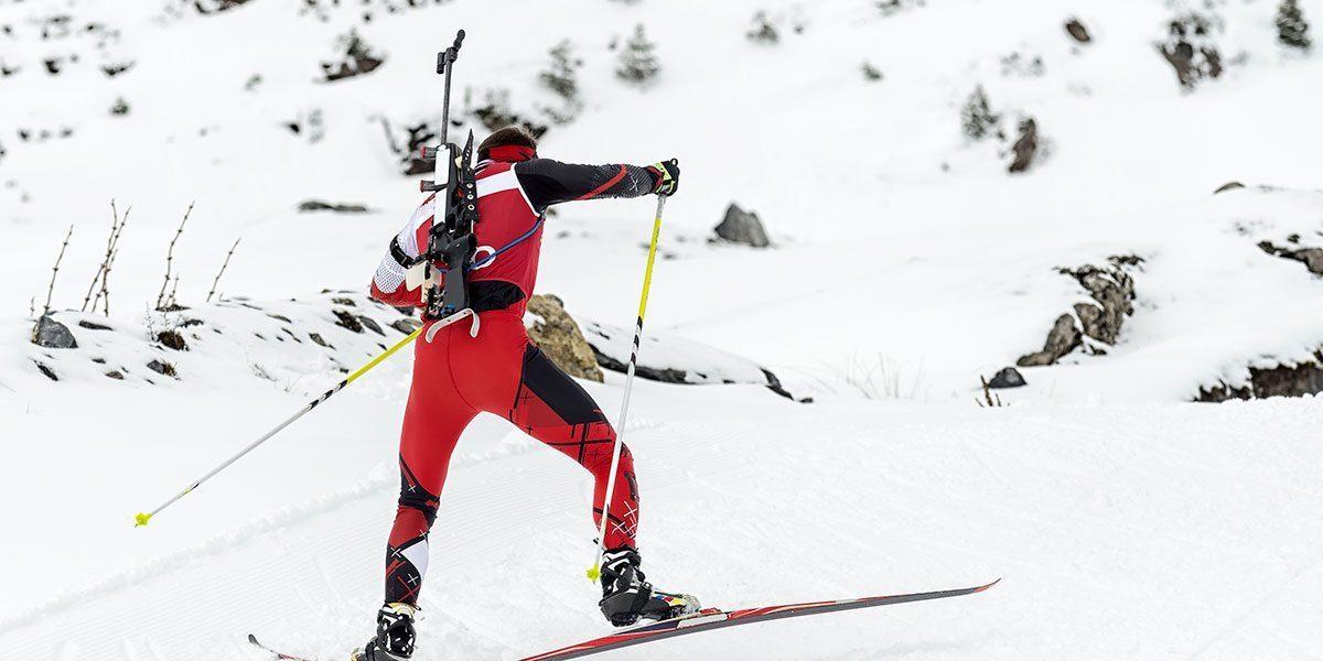 Biathlon in Obertauern, Skiurlaub