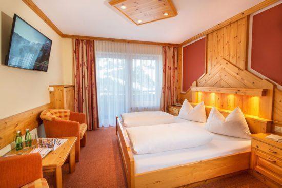 Doppelzimmer in Obertauern, Hotel-Garni Tyrol