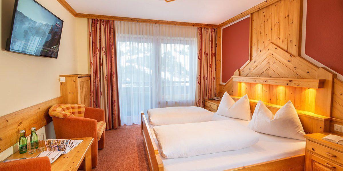 Doppelzimmer in Obertauern, Urlaub in der Hotel-Pension in Obertauern, Hotel Garni Haus Tyrol