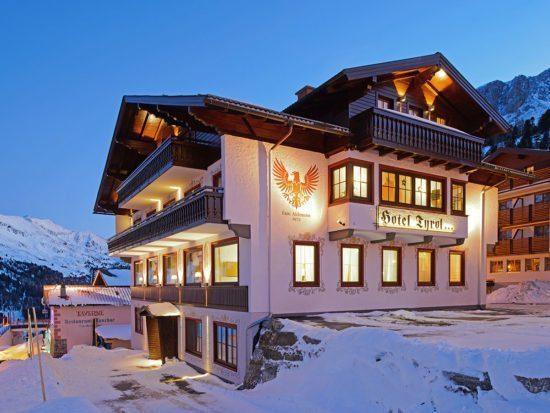 Kontakt zum Hotel Garni Haus Tyrol in Obertauern, Salzburger Land