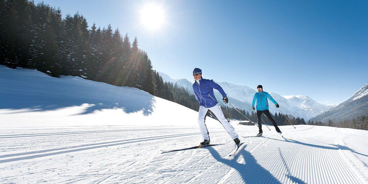 Langlaufen im Salzburger Land im Winter- & Skiurlaub