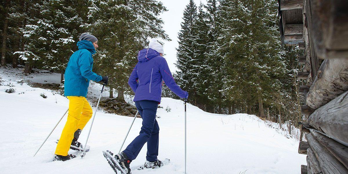 Schneeschuhwandern im Salzburger Land, Winter- & Skiurlaub