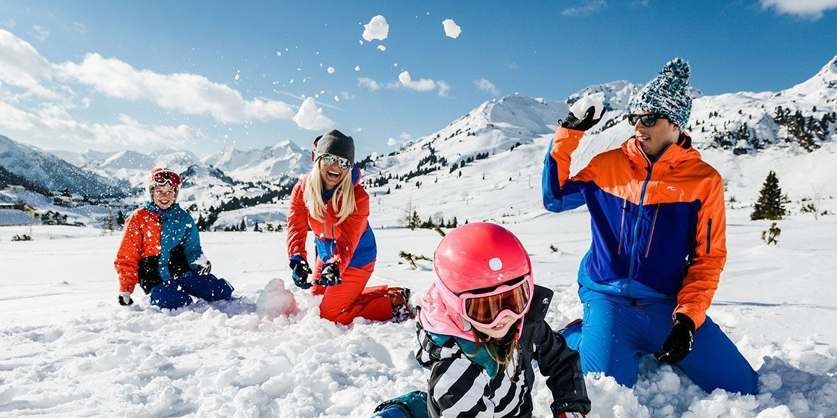 Winterwandern in Obertauern, Skiurlaub